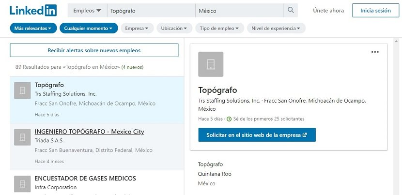 Linkedin México