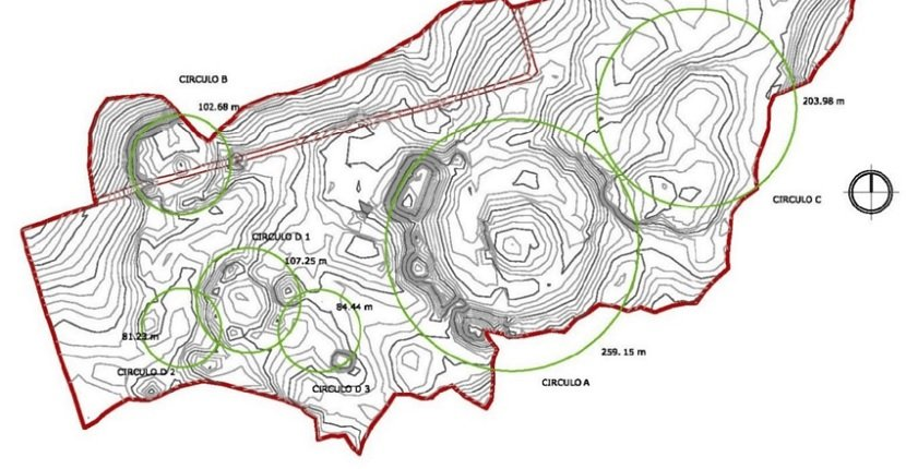 Levantamiento topográfico
