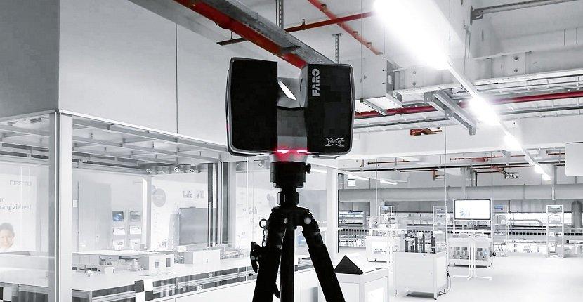 Escáner láser 3D