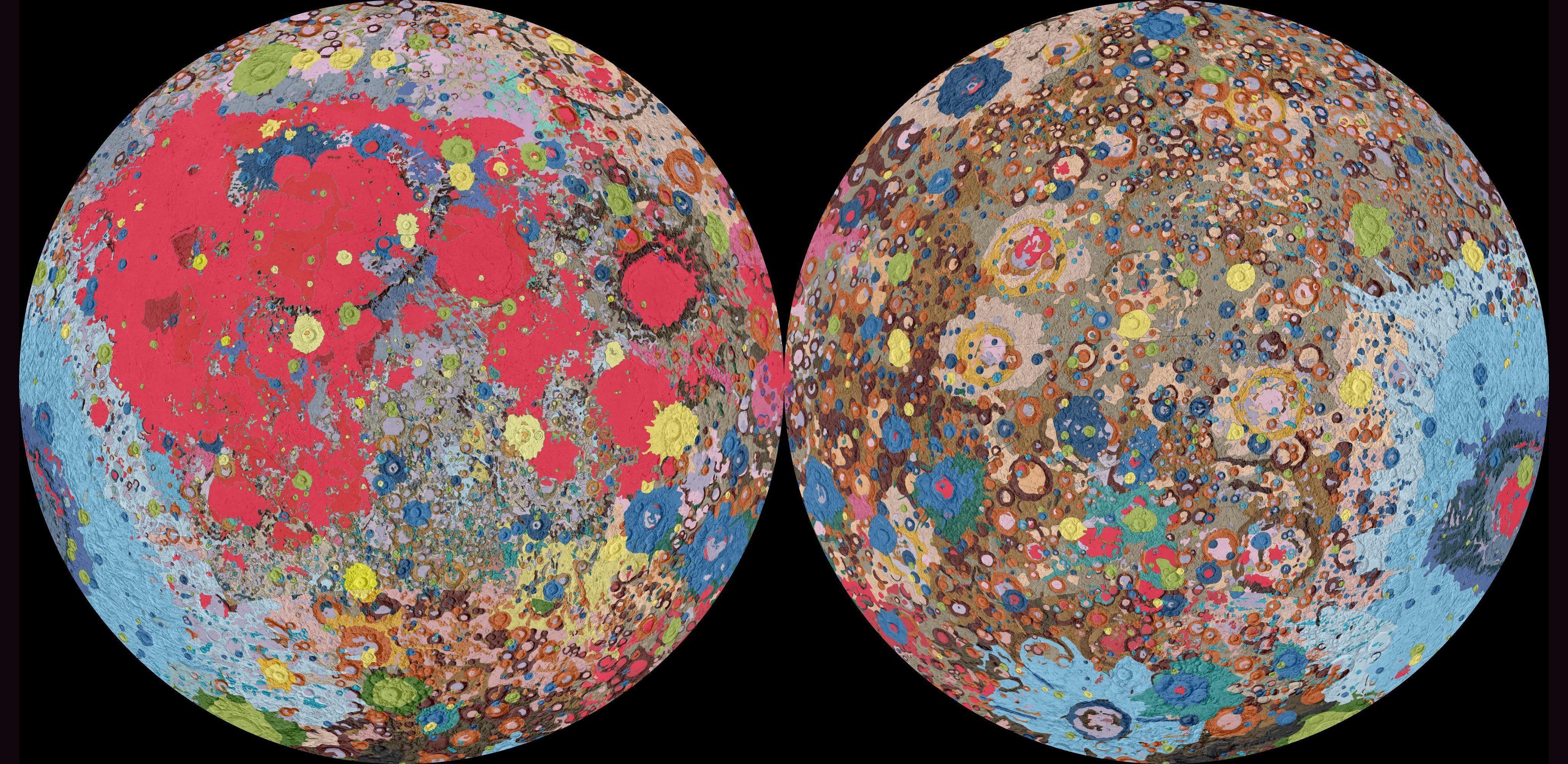 Mapa Luna