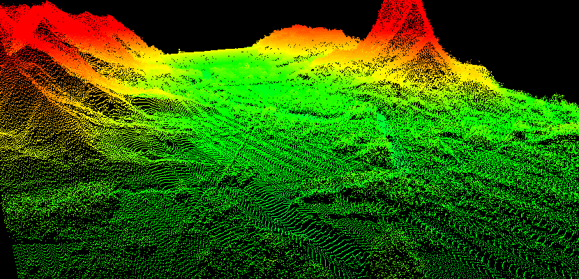 Aplicaciones LIDAR